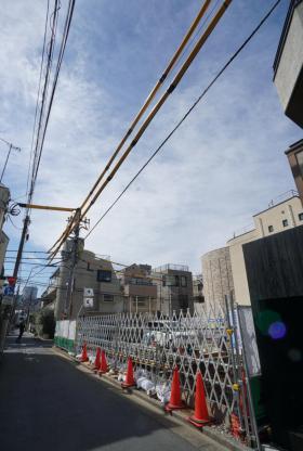 Y.C表参道ビルの外観写真