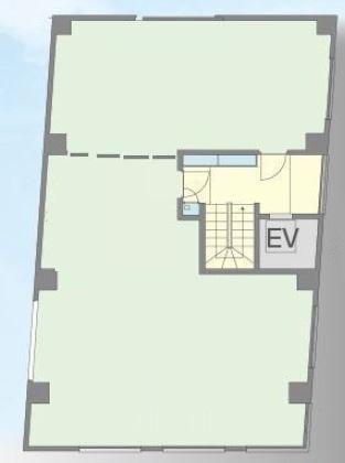 Y.C表参道ビル B1F 29.95坪(99.00m<sup>2</sup>) 図面