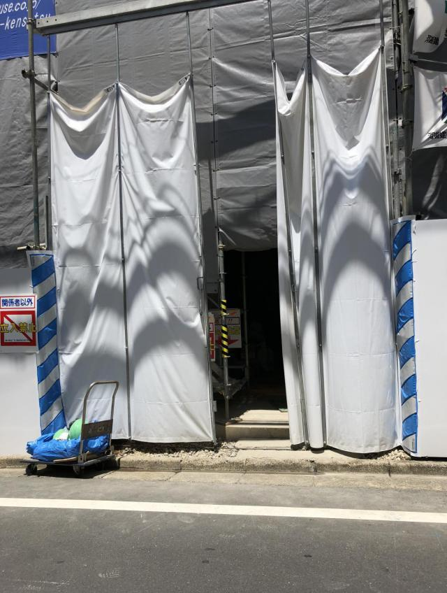 Y.C表参道ビル 1F 23.06坪(76.23m<sup>2</sup>)の内装