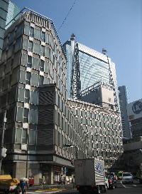 新橋駅前ビル1号館の外観写真