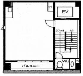 神田TSビル:基準階図面