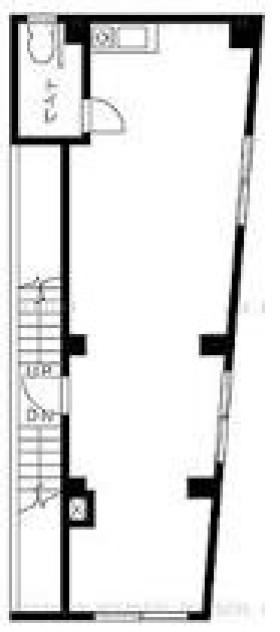プラティーノ新宿御苑ビル:基準階図面