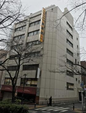 渋谷協栄ビルの外観写真