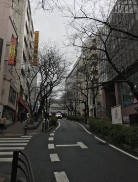 渋谷協栄ビルの内装