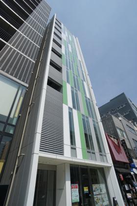 プラザ錦糸町ビルの外観写真