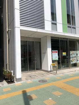 プラザ錦糸町ビルのエントランス