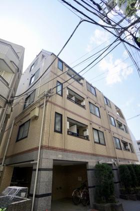 ブライトコート幡ヶ谷ビルの外観写真