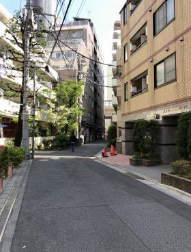 ブライトコート幡ヶ谷ビルの内装
