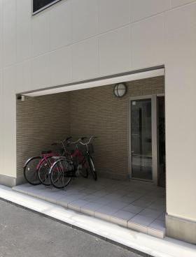 LEGACY日本橋ビルのエントランス