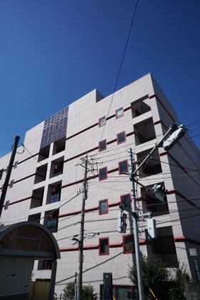 エムエスティ亀戸センタービルの外観写真