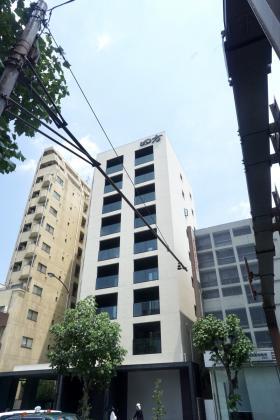 新宿御苑四方(旧:大京町四方ビルの外観写真