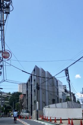 LAPiS恵比寿ビルの外観写真