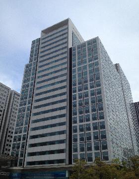 品川シーサイドパークタワーの外観写真