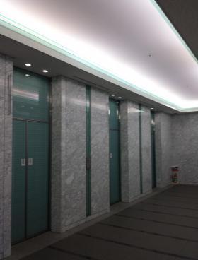品川シーサイドパークタワーの内装