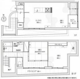 ARK TERRACE東新宿ビル:基準階図面