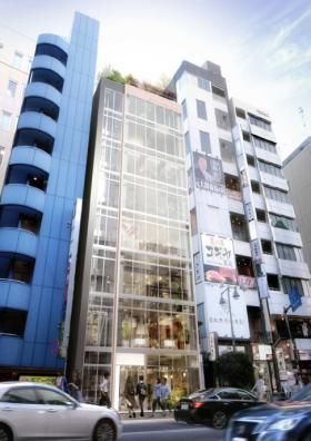 (仮)フィル・パーク五反田駅前の外観写真