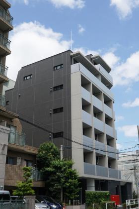 レジデンシャル広尾ビルの内装