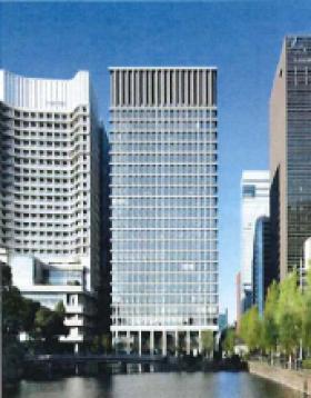 レンタルオフィス東京(日本生命丸の内ガーデンタワー)の外観写真