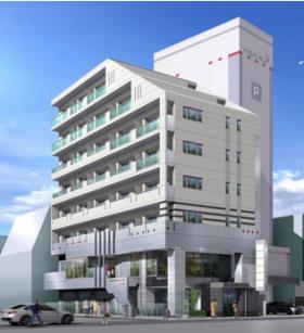 (仮称)稲見ビル計画ビルの外観写真