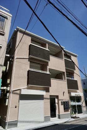 仮称)CR幡ヶ谷ビルの外観写真