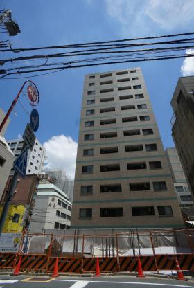 レオナール日本橋富沢町ビルの外観写真