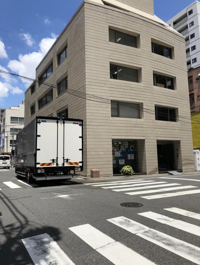 レオナール日本橋富沢町ビル 1F 8.26坪(27.30m<sup>2</sup>)のエントランス