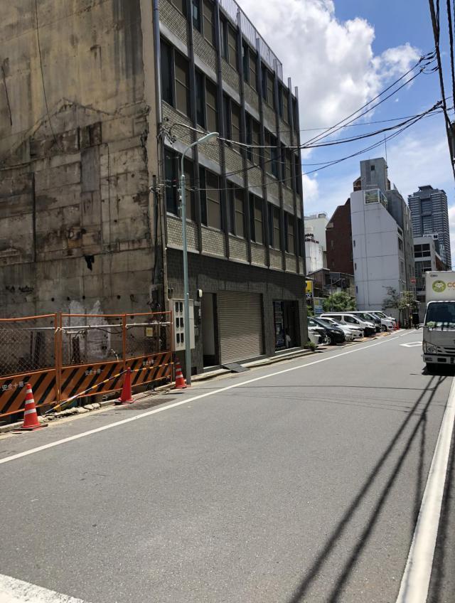 レオナール日本橋富沢町ビル 1F 9.16坪(30.28m<sup>2</sup>)の内装
