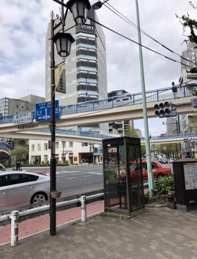 Ebisu Hiroo Squareビルの内装