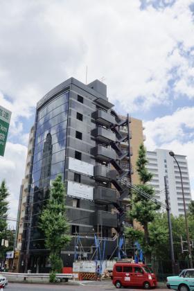 Ebisu Hiroo Squareビルの外観写真