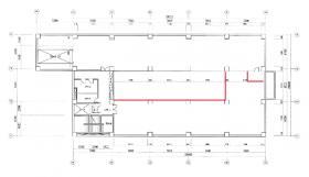 東神ビルディング別館:基準階図面