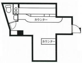 三経55ビル:基準階図面