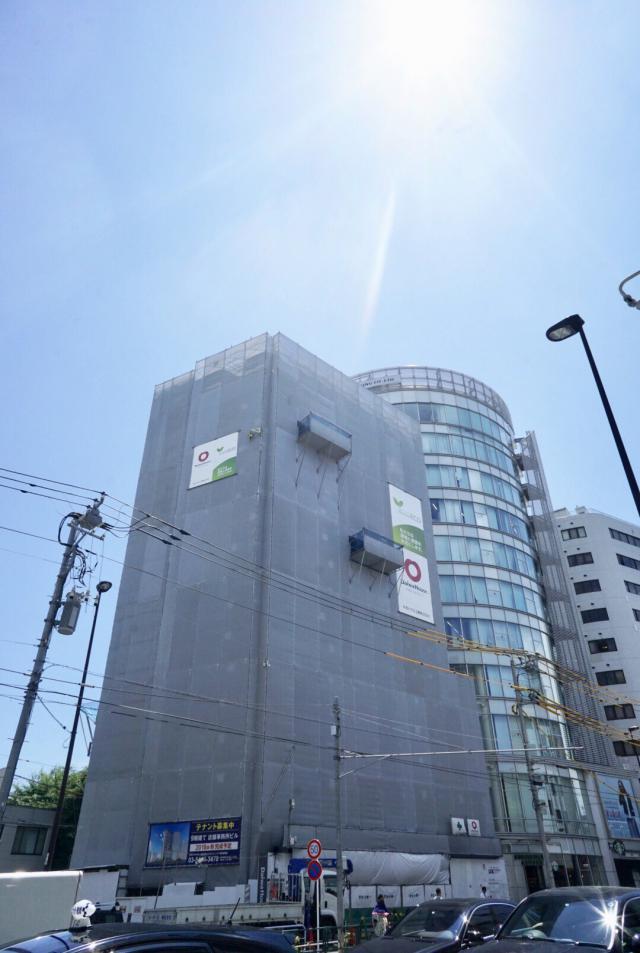 仮称)千駄ヶ谷3丁目計画ビル 6F 33.64坪(111.20m<sup>2</sup>)