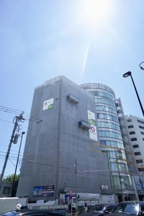仮称)千駄ヶ谷3丁目計画ビルの外観写真