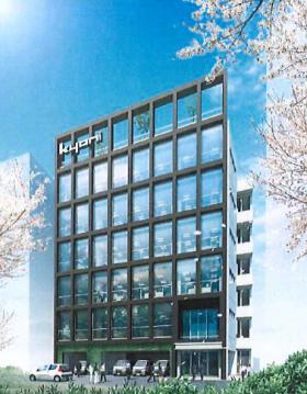 KYONI BLDGの外観写真