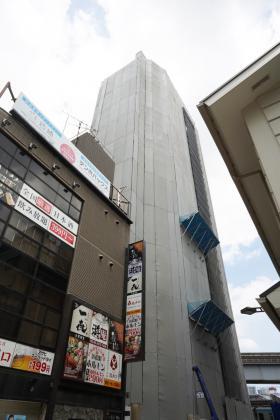 PMO浜松町ビルのエントランス