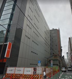 神田カドウチビルの外観写真