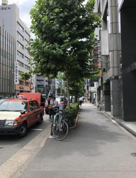 神田カドウチビルの内装