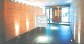 Park Axis 神楽坂ステージのエントランス