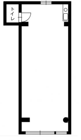 山岸ビル:基準階図面