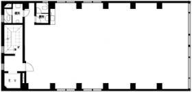 不二ビルディングビル:基準階図面