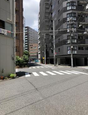 MYS東日本橋ビルの内装