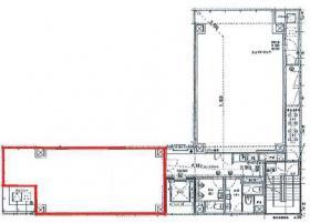 ACN京橋ビル:基準階図面