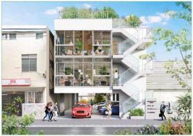 (仮称)フィル・パーク浜松町ビルの外観写真