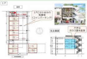 (仮称)フィル・パーク浜松町ビルの内装