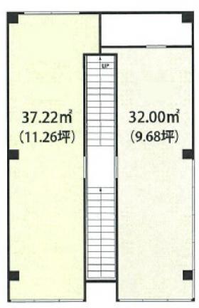 フジテラス飯田橋(仮称)千代田区飯田橋計画ビル:基準階図面