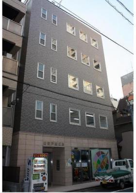東京戸張ビルの外観写真