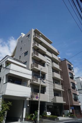 福島ビルの外観写真