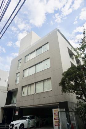 東日本硝子会館ビルの外観写真