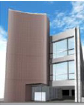 仮)川野循環器内科医院ビルの外観写真