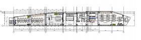 (仮称)築地パークサイドPJビル:基準階図面